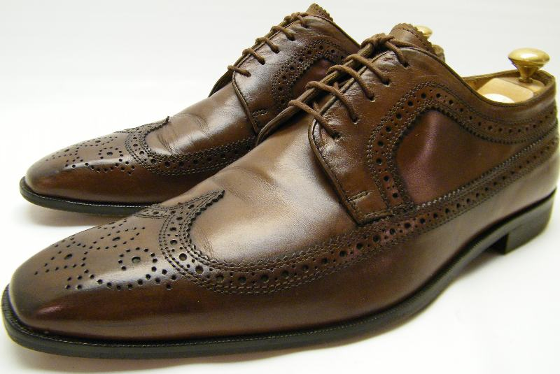Mercanti Fiorintini Shoes Have Leather Soles